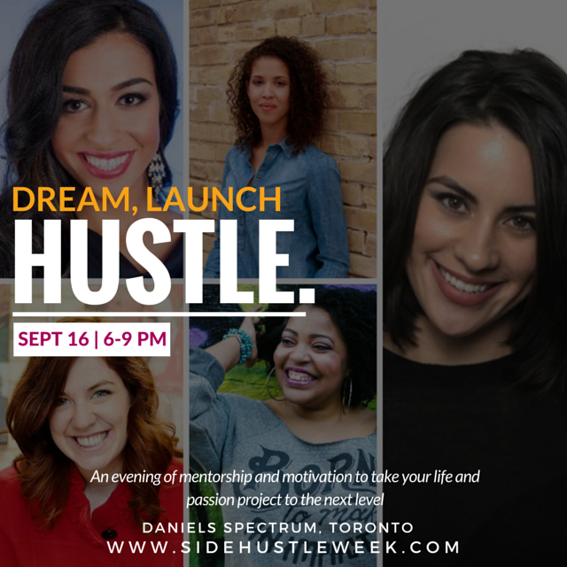 Dream Launch Hustle