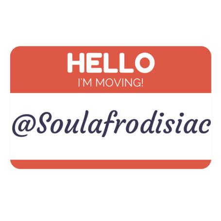 moving to Soulafrodisiac